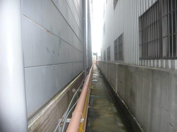 鋼結構-施工前外部介面