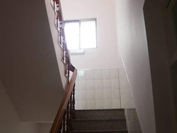 梯間牆面-施工完成
