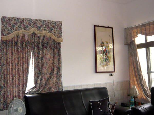 客廳牆面-施工完成