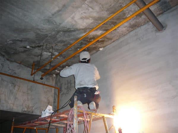 大樓地下室-抓漏