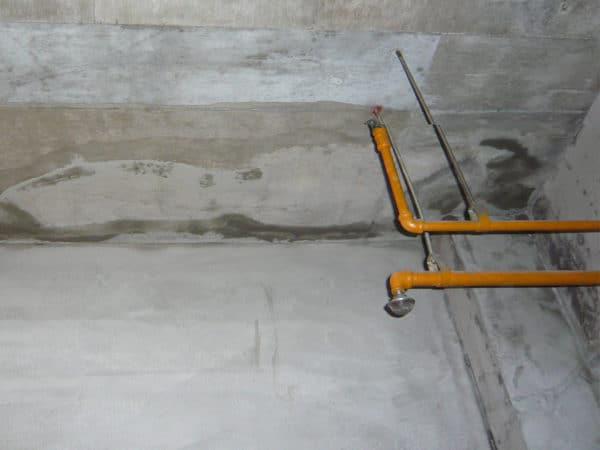 大樓地下室-抓漏完成