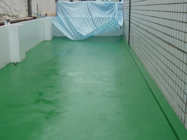 SRC屋頂房水完成