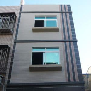房屋整建工程完成2/3樓面觀